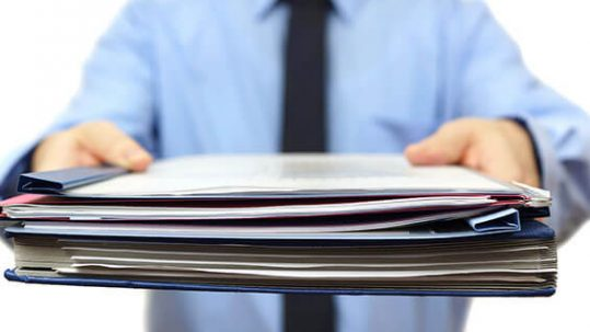 Legal Filing Services - Process Server