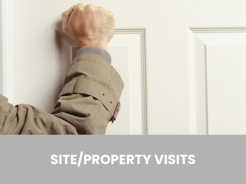 Process Servers Site/Property Visiting Servers