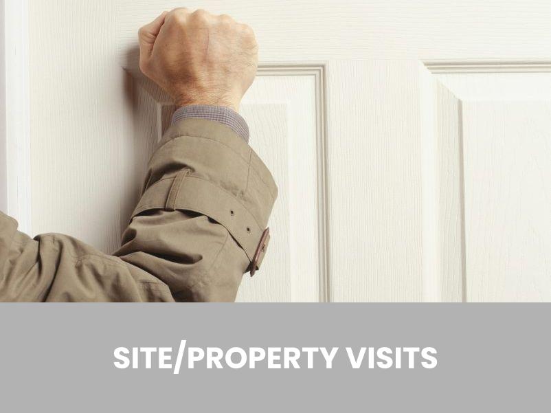 Process Servers Site/Property Visiting Servers